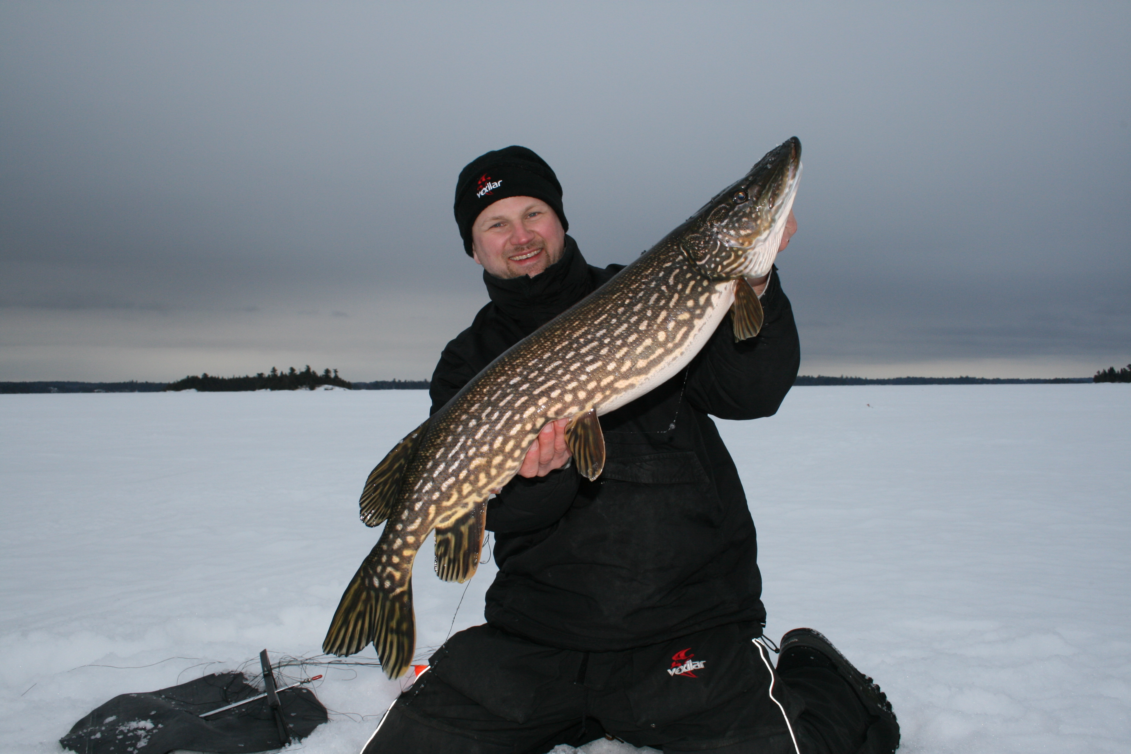 Ice Fishing for Pike: It Just Might Be the Best Way to ...
